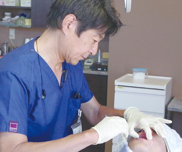 歯科衛生士の担当制