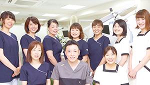 むし歯から口腔がんまで奉仕の精神で笑顔を守る歯科総合医院